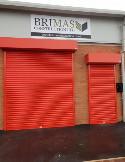 metal security Shutters