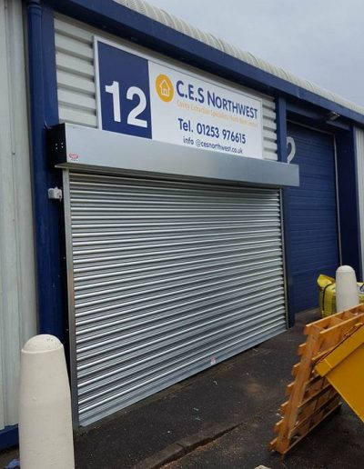 roller shutter doors prices