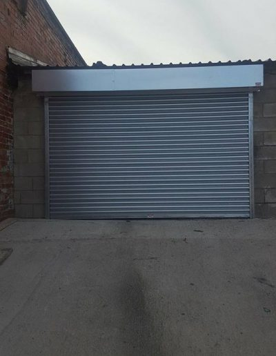 domestic rolling garage doors