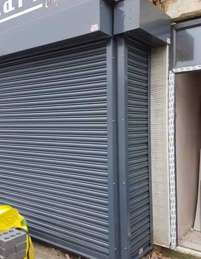 commercial window roller shutters