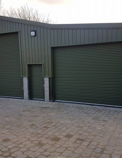 industrial roller shutter doors prices