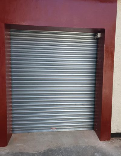 commercial roller shutters