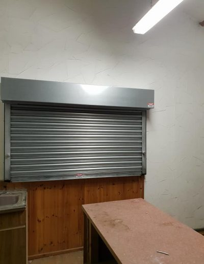 internal roller shutter doors