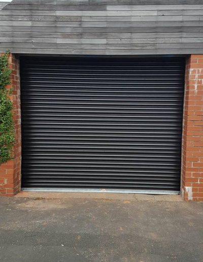 Roller Shutter Installation Gallery Atlas Doors Northwest