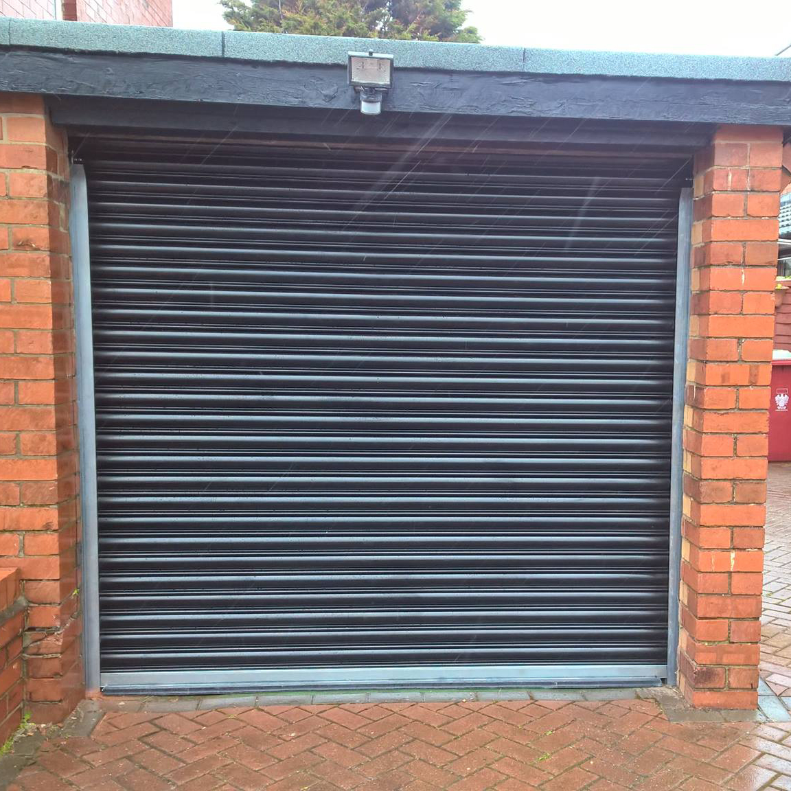 Roller Shutter Garage Doors Atlas Doors Northwest